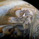 thumbnail for Jupiter's Swirling Cloud Formations