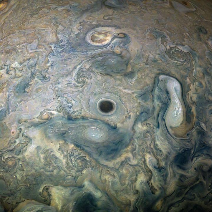 Jupiter Abyss | Mission Juno