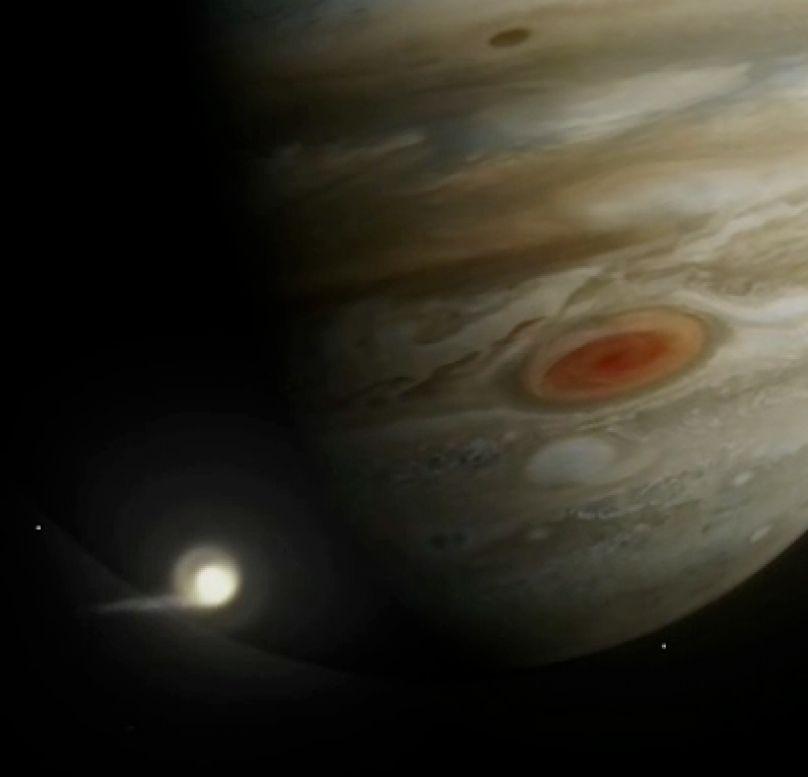 Jupiter | Mission Juno